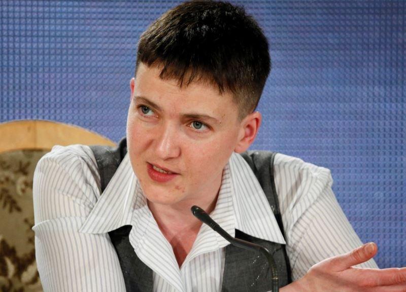 Измученные войной люди. Савченко выразила свое почтение кПлотницкому иЗахарченко