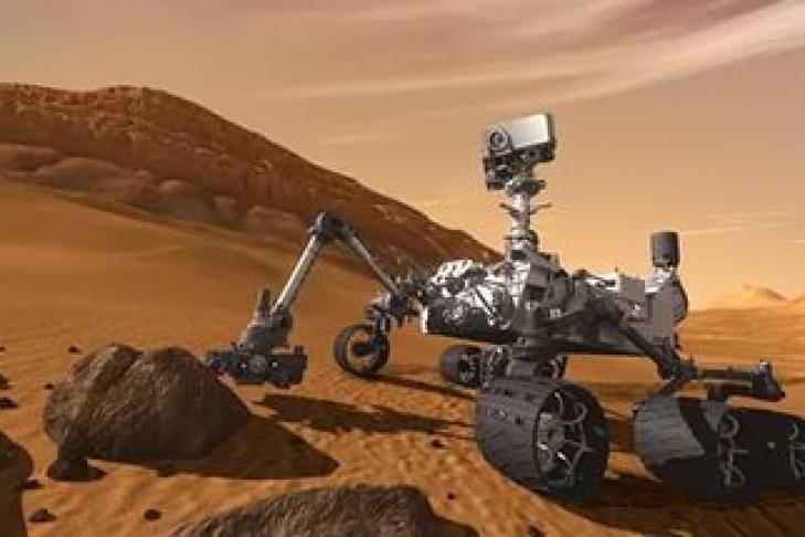 NASA обнаружило подтверждения наличия воды наМарсе
