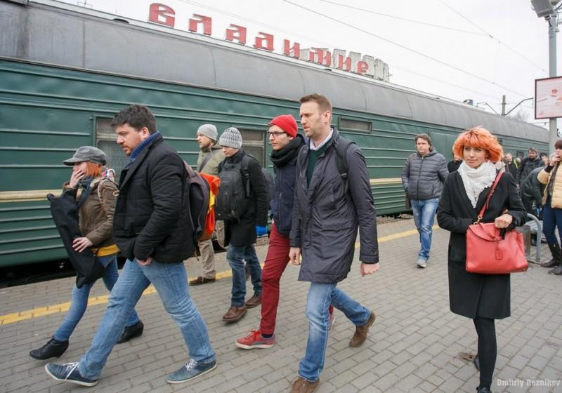Алексей Навальный откроет собственный штаб вТольятти