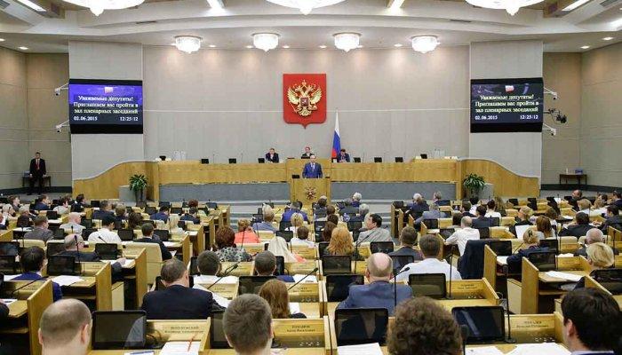 Зал Государственной думы реконструируют из-за жалоб депутатов нанехватку воздуха