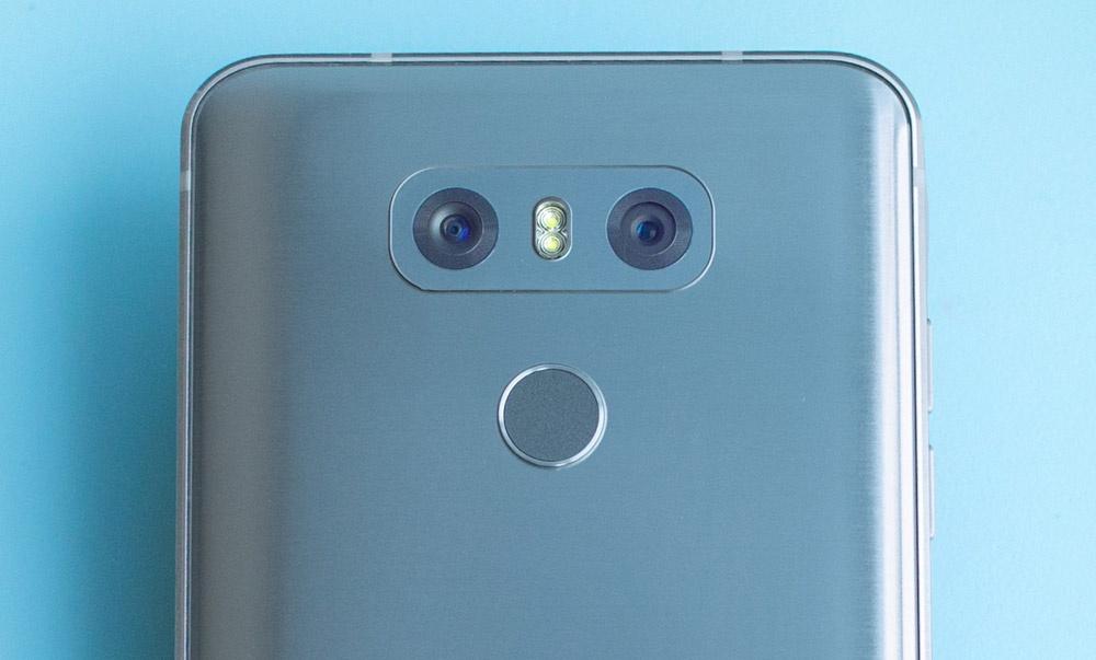 Всети интернет появились фото нового телефона LGG6 Мини
