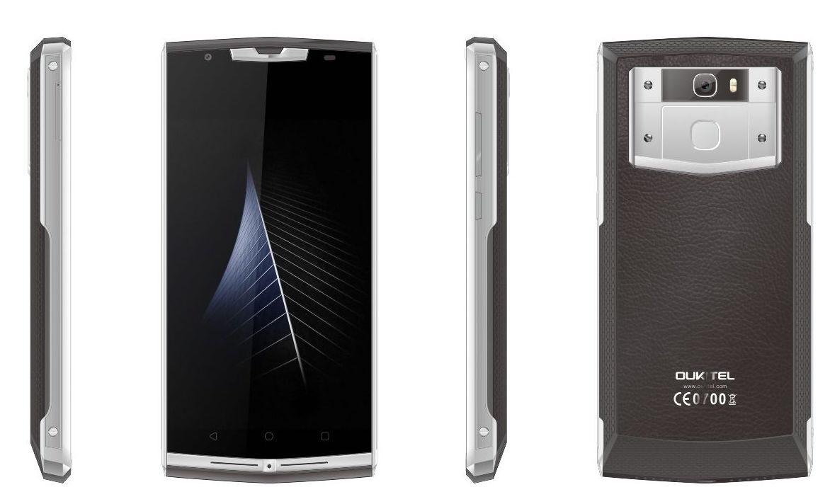 Смартфон-«долгожитель» Oukitel K6000 Plus всего за $169.99— Акция