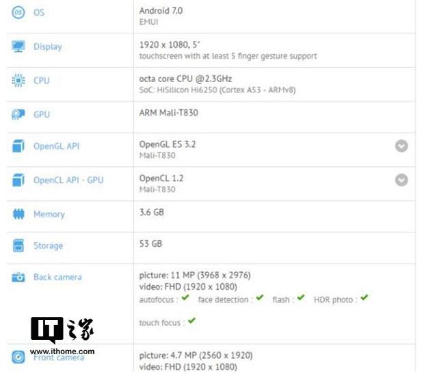 Huawei Nova 2 иNova 2 Plus представлены официально