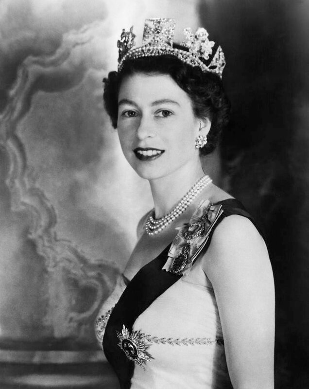 In June 1953, 27-year-old Princess Elizabeth