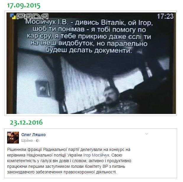 Радикальная партия делегирует на конкурс на руководителя Национальной полиции Мосийчука, - Ляшко - Цензор.НЕТ 6646
