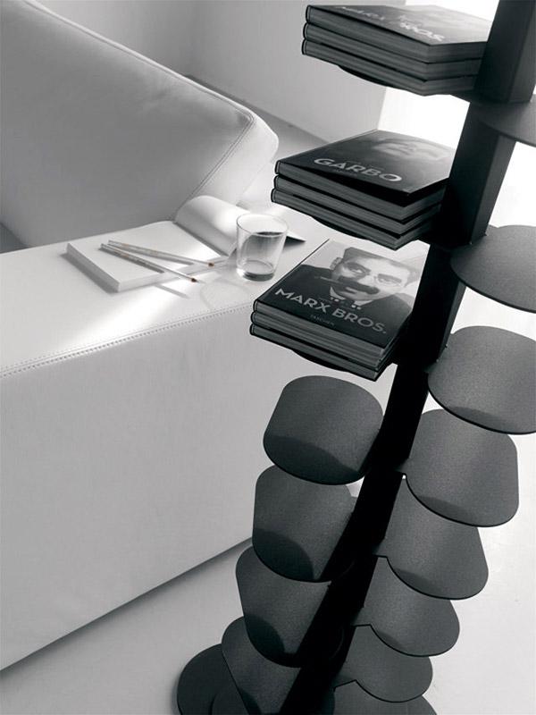Beautiful DNA Design Bookcase