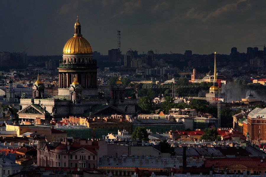 Exquisite Photographs of Saint Petersburg