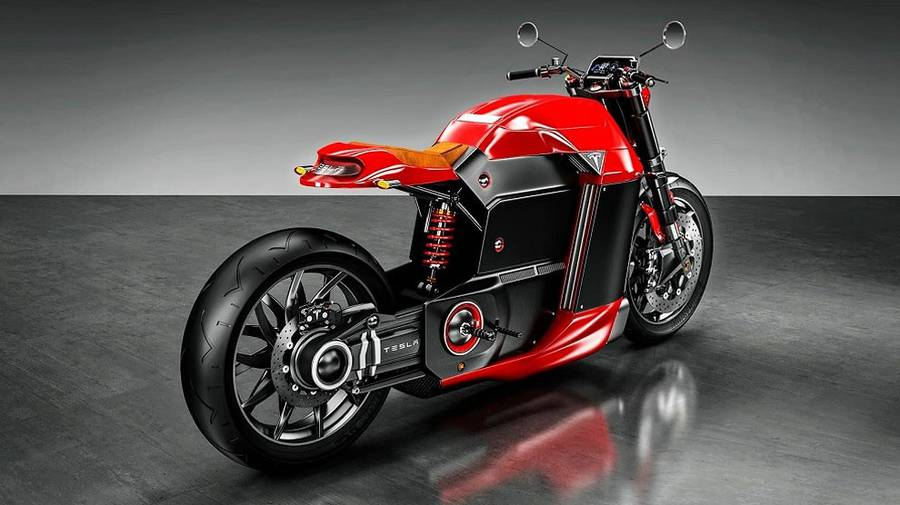The New Tesla Model M Concept Bike