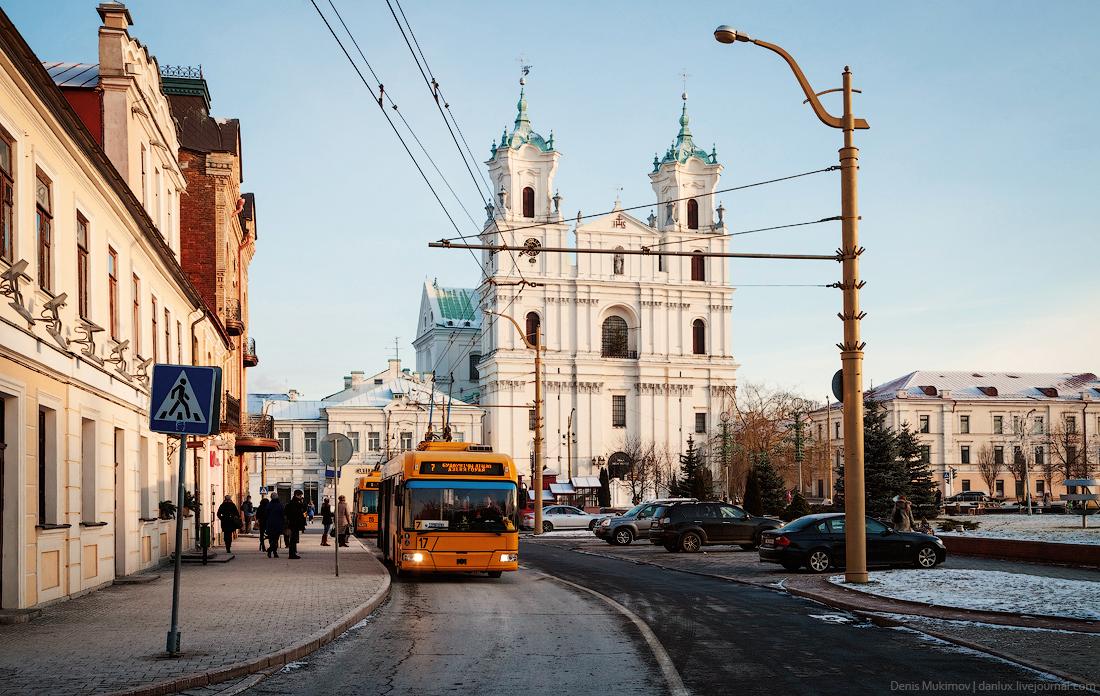 Гродно - Культурная столица Беларуси