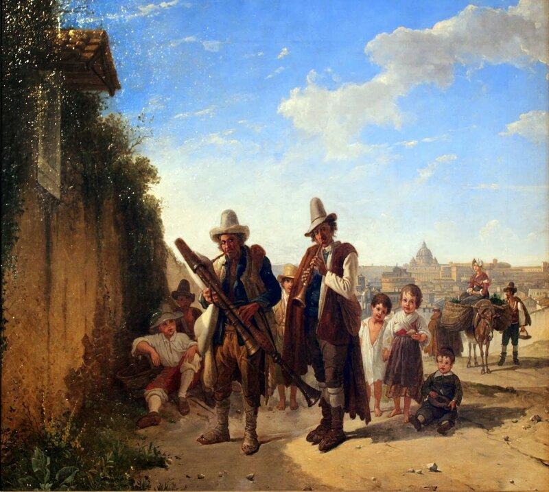 5 1822_Catel_Roemische_Pifferari_.JPG