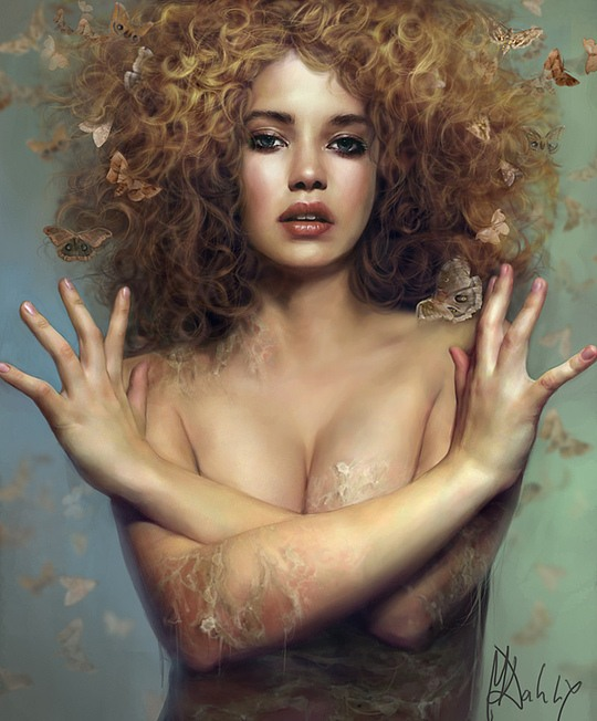 Beautiful Portraits by Marta Dahlig