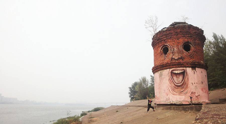 Enchanted Walls in Russia