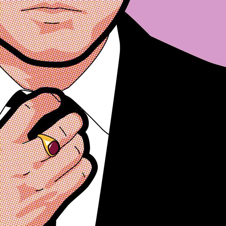 Jazz Portraits - Greg Guillemin unveils 60 portraits for the Montreux Jazz Festival