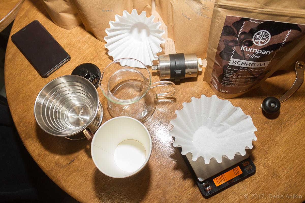 Kumpan кофе фото 5