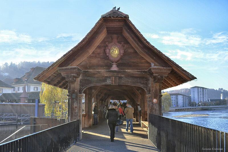 * Мякинный мост Шпройербрюкке