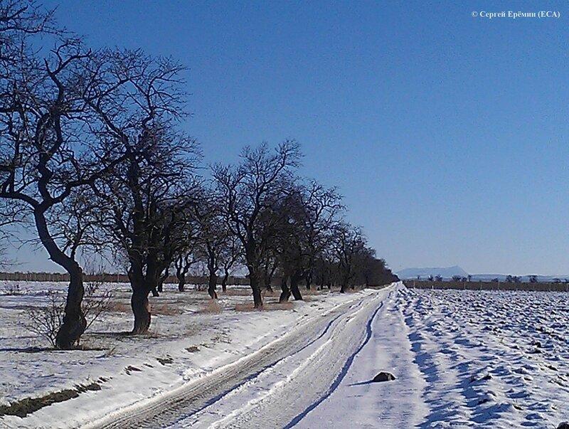 Дорога на Чатыр-Даг