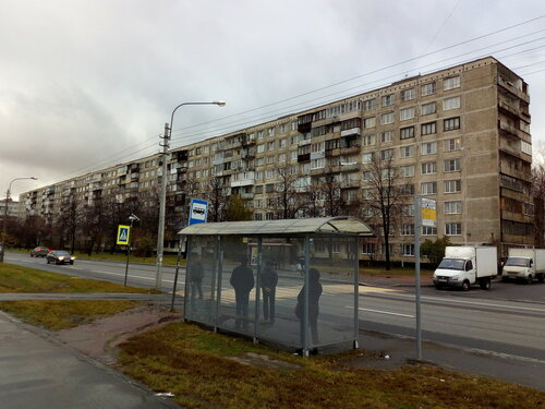 ул. Тельмана 32к1