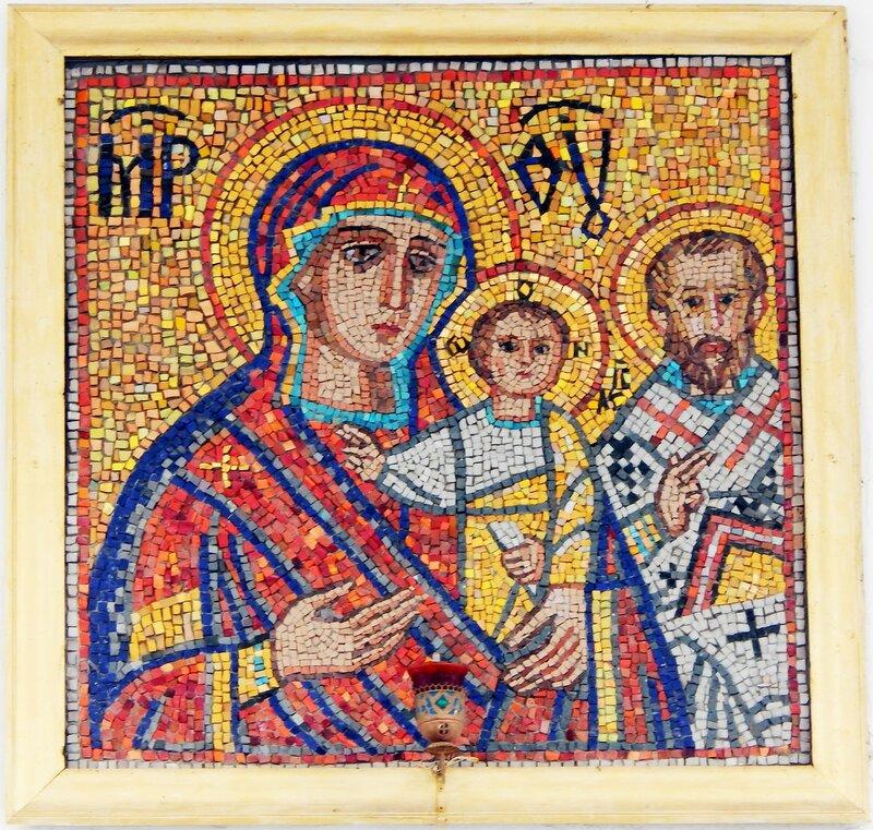 Оковецкая икона Божией Матери