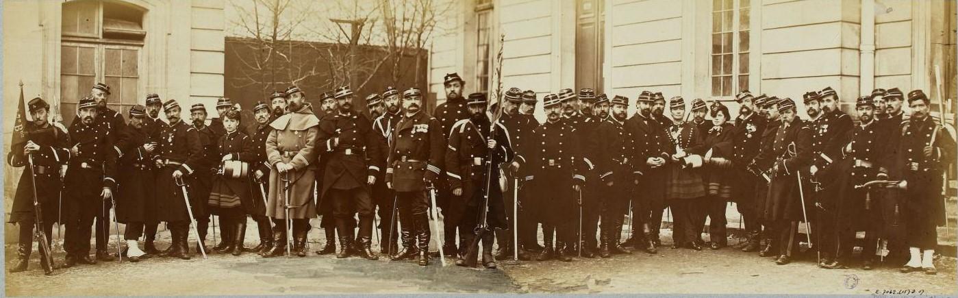 Национальная гвардия. 37-й и 39 батальоны
