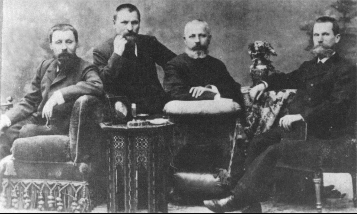 Сибирские купцы Маштаковы