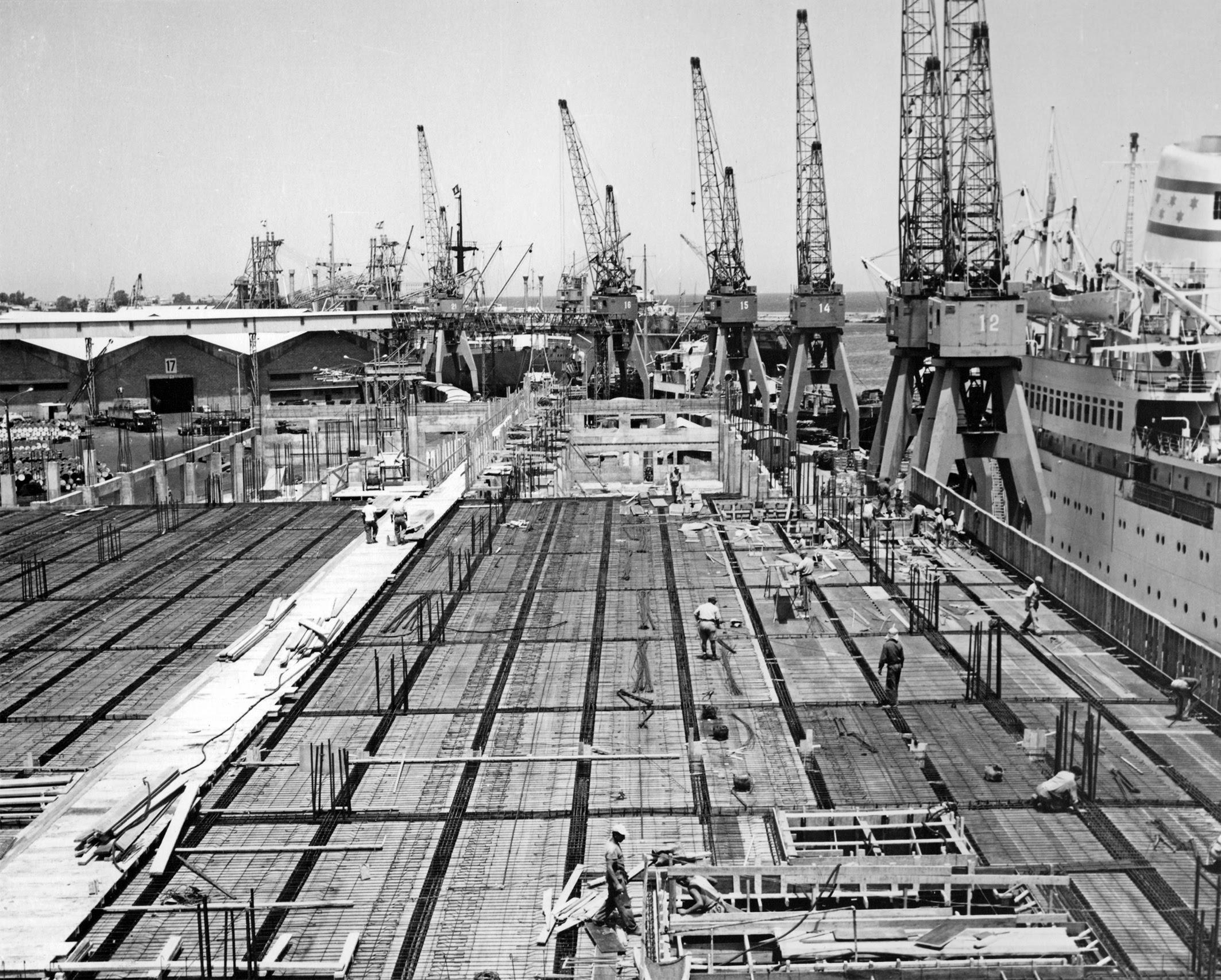 Хайфский порт начинает расти