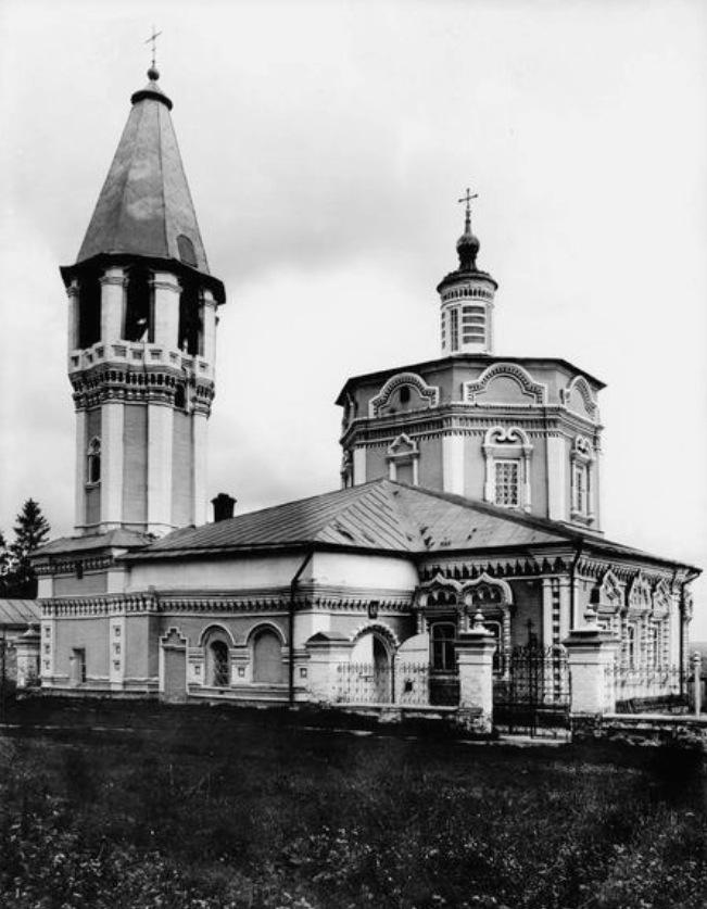 Сретенская (Пятницкая) церковь