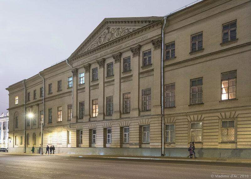 Музей архитектуры имени А. В. Щусева