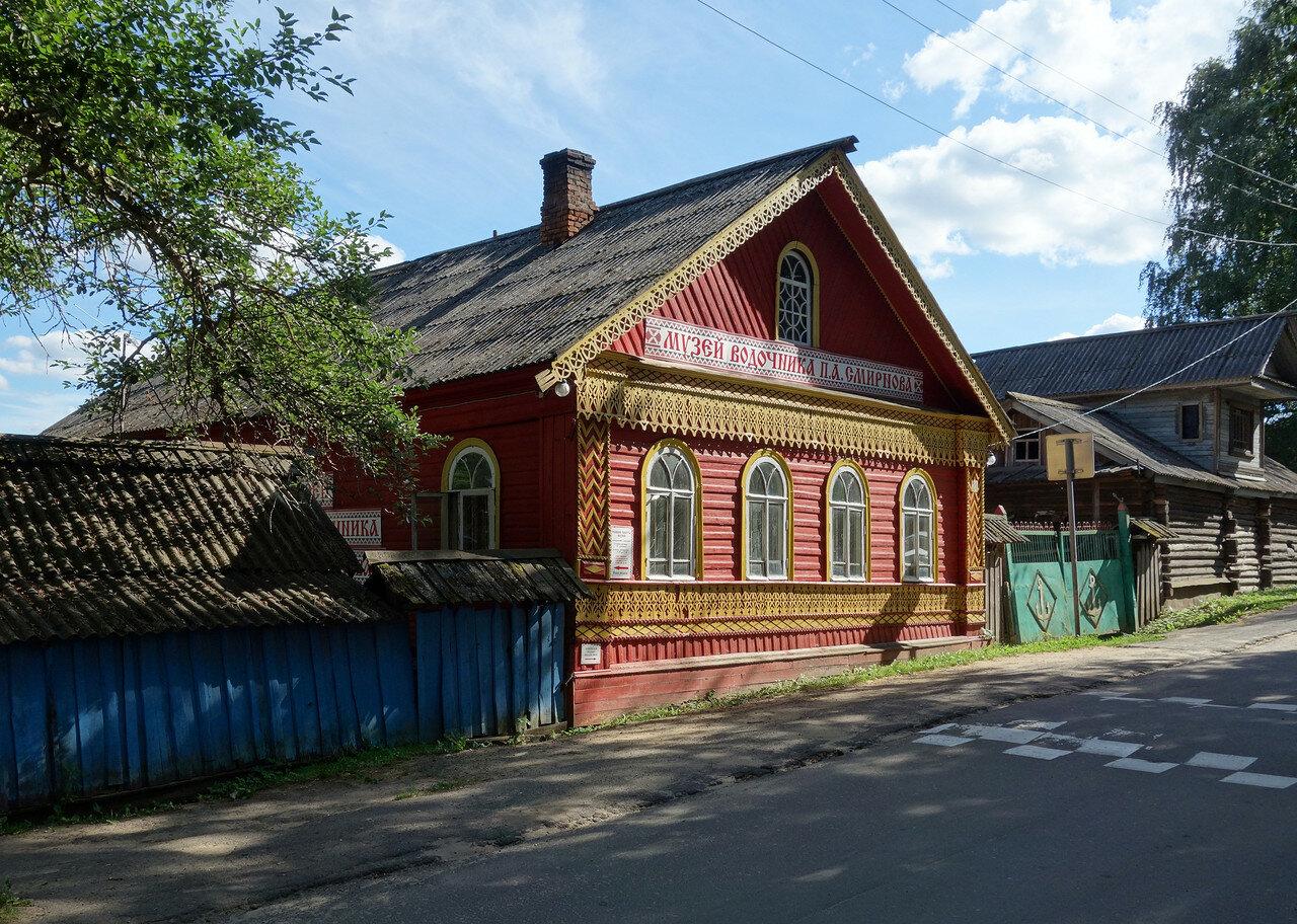 музей водочника Смирнова