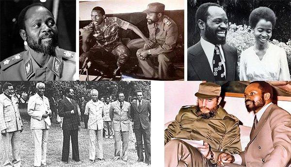 """""""Черный Сталин"""" и """"Африканский Че Гевара"""".  ( 45 фото )"""