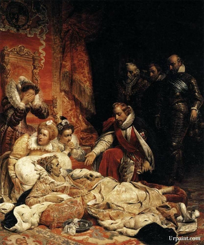 Death-of-Elizabeth-I--Queen-of-England_Paul-Delaroche_Romanticism_history-painting.jpg