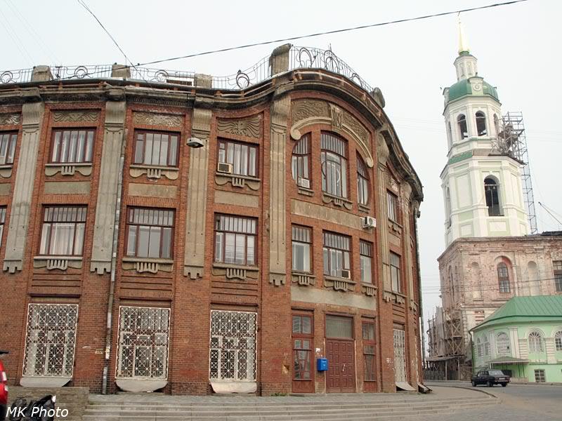 Здание музыкального колледжа