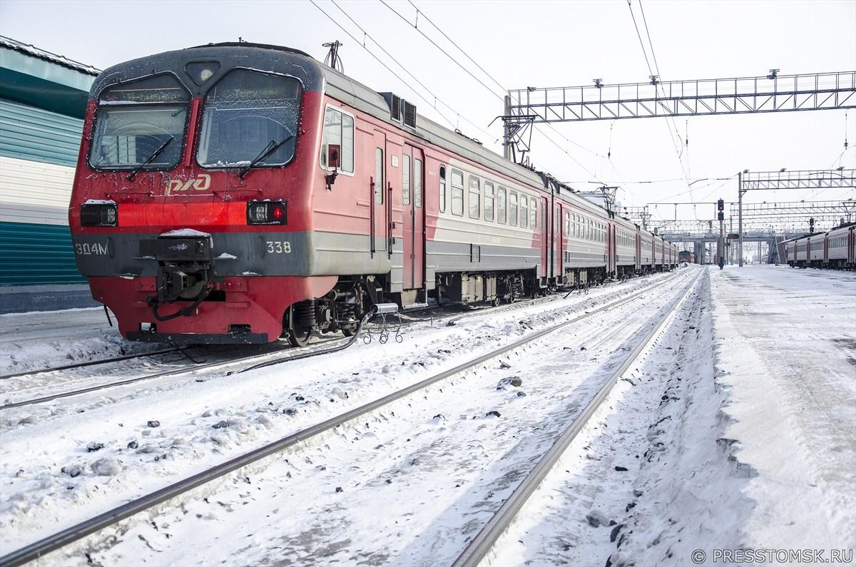 ЭД4М (Электропоезд Демиховский)