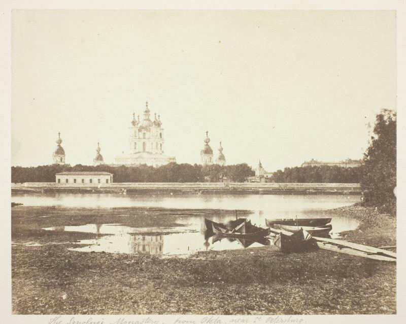 1852 The Smolnoi Monastery.jpg