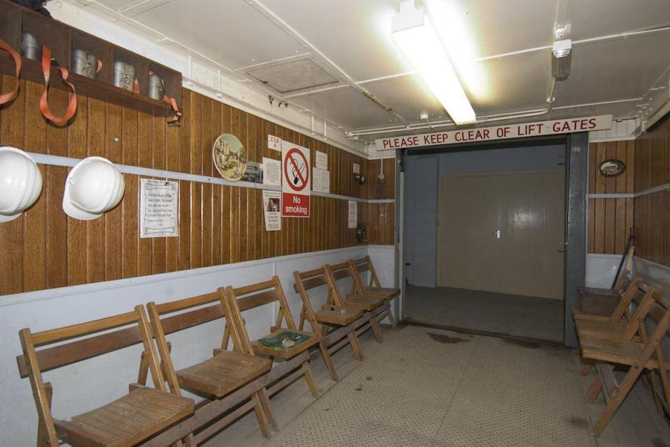 Британский секретный подземный город, построенный для защиты власти во времена «холодной войны»