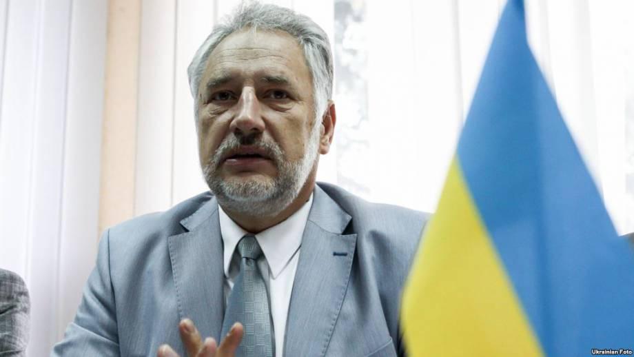 Жебривский объявил соревнования по «украинизации» между огородами Донецкой области. Вознаграждение – 30 миллионов