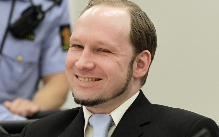 Брейвик жалуется на условия тюремного содержания, а миллионы нищих россиян посчитали бы эти условия  за санаторные