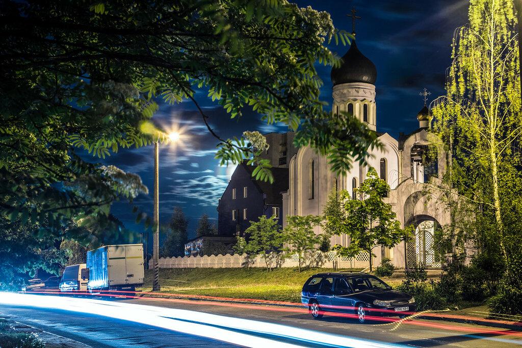Храм Святого Духа в Гатово (Беларусь, Минский район)
