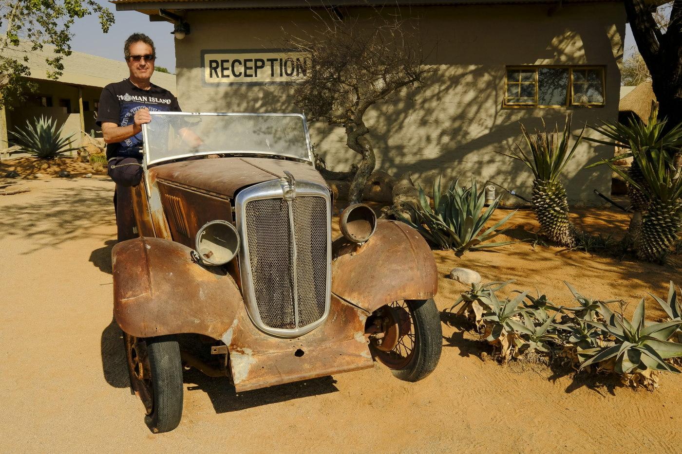 путешествие по Намибиb