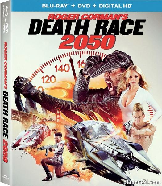 Смертельная Гонка 2050 / Death Race 2050 (2017/BDRip/HDRip)