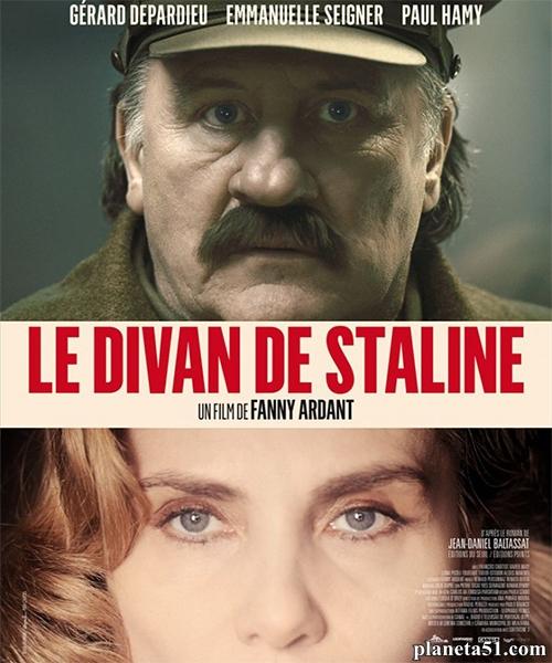 Диван Сталина / Le divan de Staline (2016/WEB-DL/WEB-DLRip)