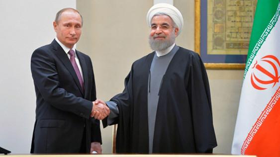 Путин подчеркнул действенную работу сИраном помеждународным задачам