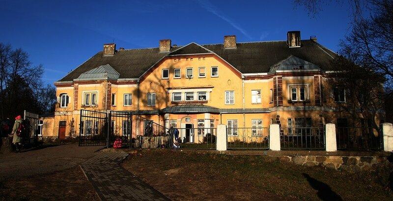 Замок Фридрихсбург, Восточная Пруссия