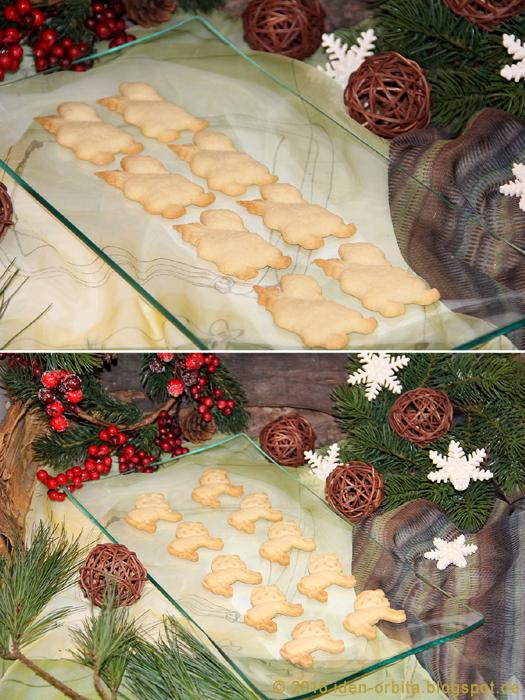 Масляное печенье Шпекулятиус - Butterspekulatius