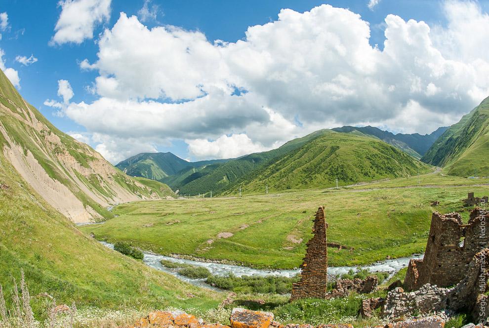 18. Также смотрите « Шаг в пустоту над Французскими Альпами » и « Путешествие по Грузии ».