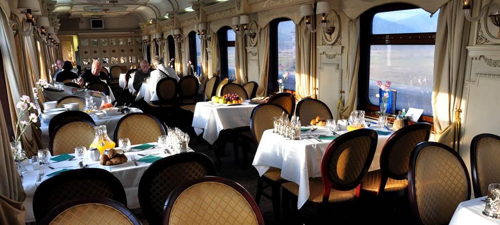 Поезд «Золотой орел» Цена за билет: от 15 495 долларов. Самый дорогой пассажирский поезд в мире. В о