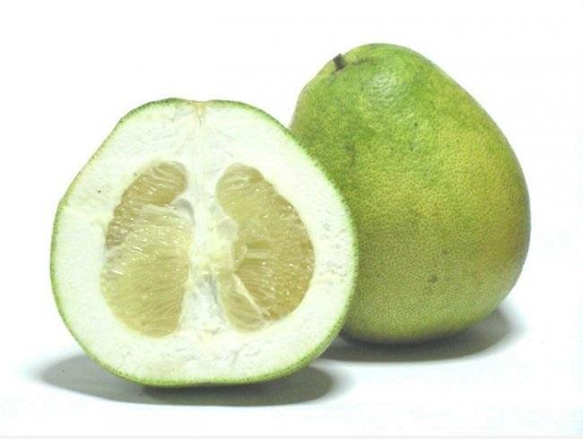6. Помело является настоящим кладезем витаминов, микроэлементов и других полезных веществ.