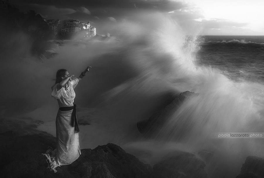 Итальянский фотограф Паоло Лаццаротти