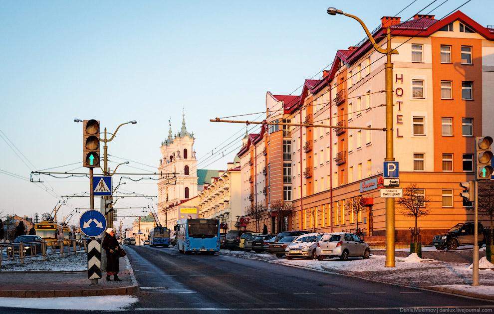 4. Похожая ситуация во многих белорусских магазинах: берешь с витрины, к примеру, расфасованные