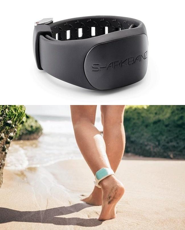Sharkbanz — это специальное устройство, которое незаменимо для дайверов исерферов. Д