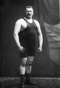 Портрет участника чемпионата И.М.Поддубного